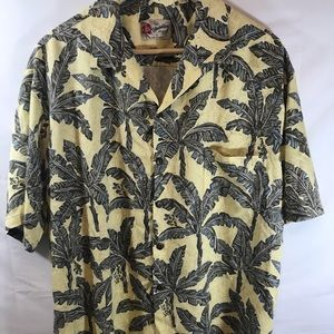 Hilo Hattie Hawaiian shirt XL